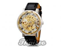 Skelettuhr top elegantes Design Herrenuhr und Damenuhr